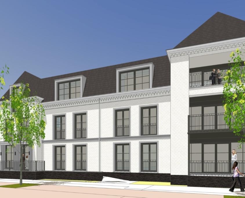 Villa Oranje Mill appartementen